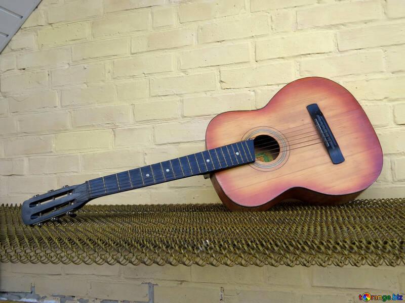 La vieja guitarra №39581