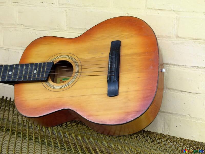 Acoustic guitar №39579