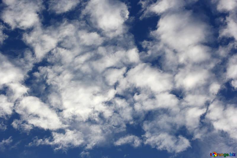 Небо с облаками №39276