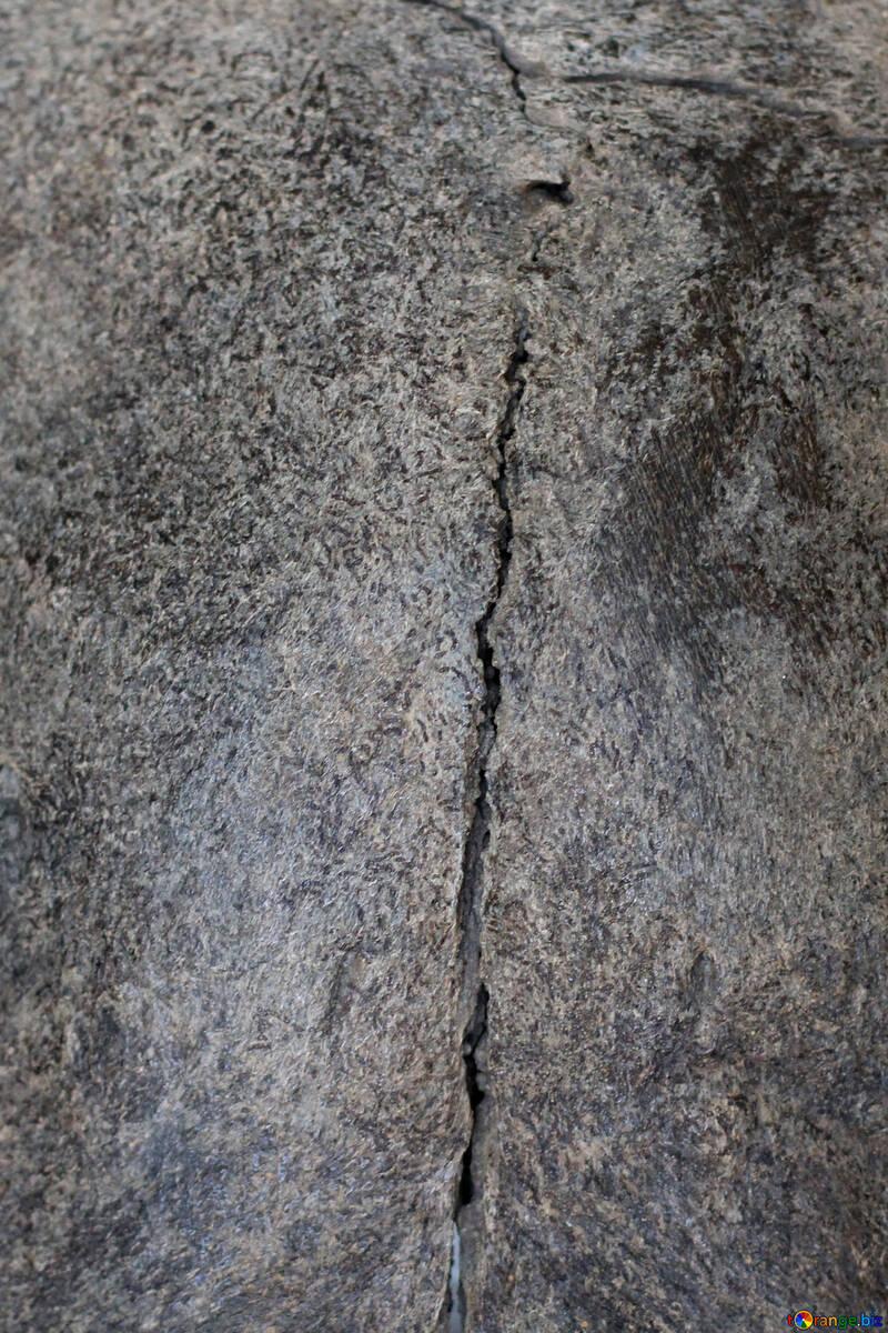 La texture della pietra con crack №39369