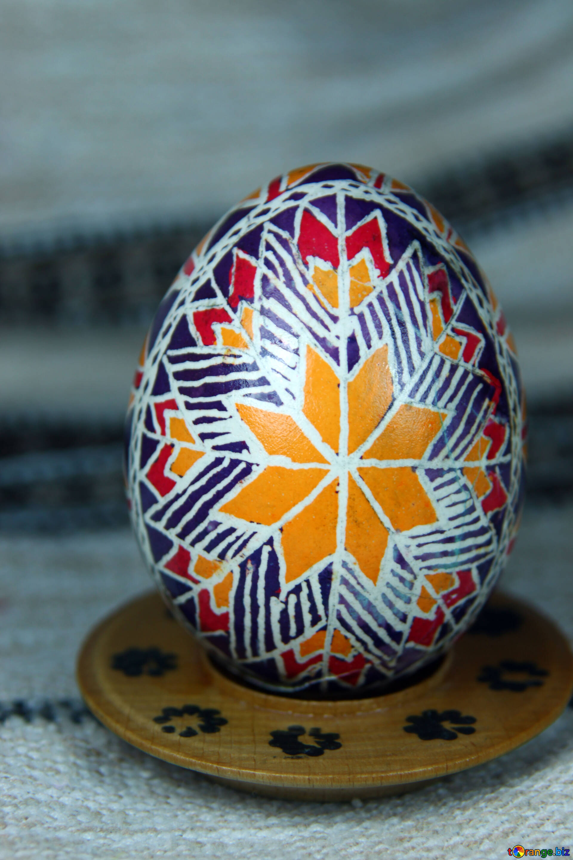 Pysanka Ukrainian Easter Egg Easter Egg Symbol Star Rouge Zirka