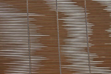 Blinds made of twill №4475