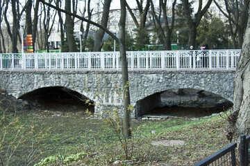 The stone bridge. №4608