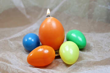 Easter Candle №4328