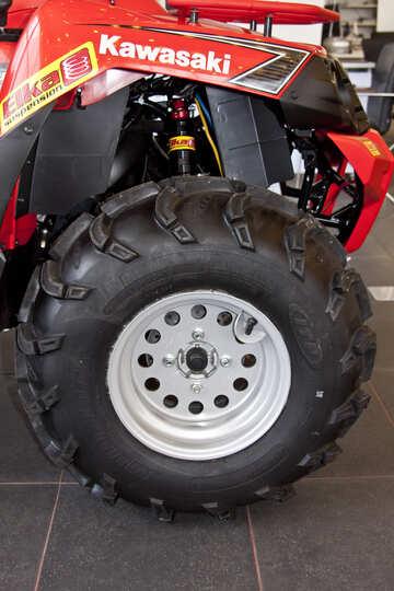 Wheel quad №4414