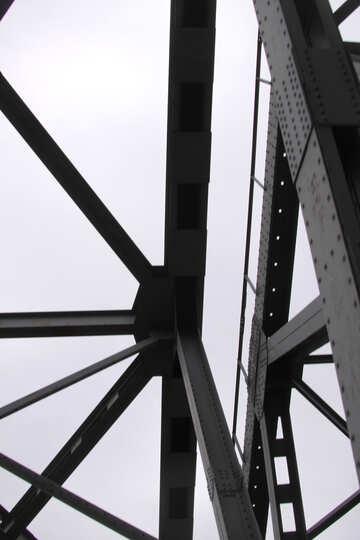 Bars, beams, metal №4893
