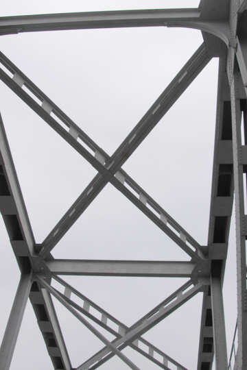 Frame of iron №4946