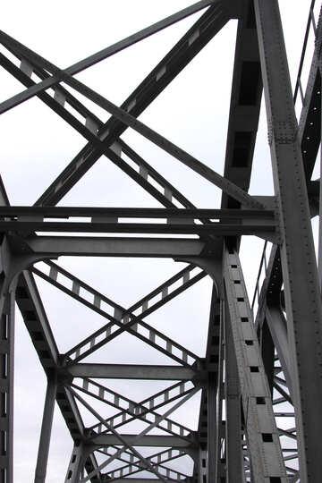 Iron frame №4944