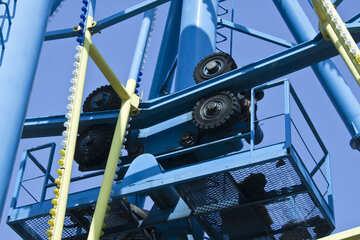 Mechanism  attraction №4542