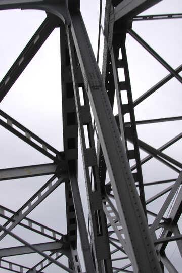 Metal truss №4901
