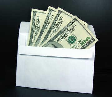 Los salarios en dólares. №4718