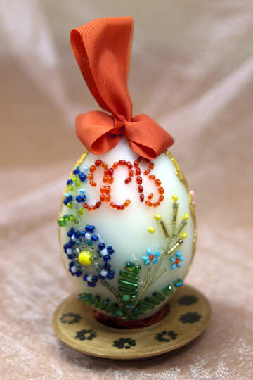 Exclusive Easter decoration of the monastery №4320