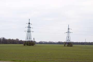 Line electric field №4856