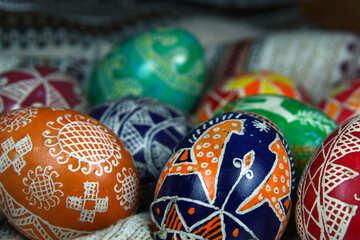 Easter Eggs №4355