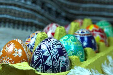 Tray of eggs №4380