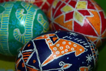 Eggs manual work №4383