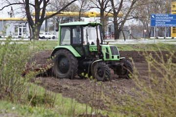 Traktor №4877