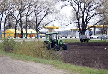 Traktor №4896