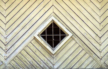 The square window in the house.Tekstura. №4669