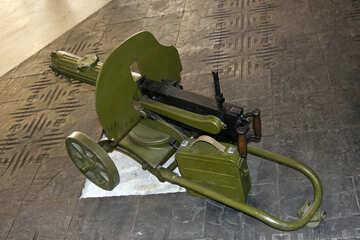 Machine gun Maxim №4433