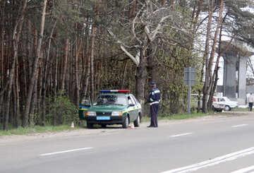 Ambush road police ukraine №4866