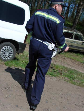 GAI  - Ukraine  Traffic Police №4844