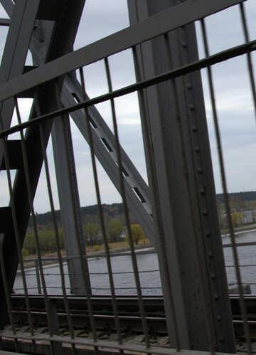 Bridge railing №4952