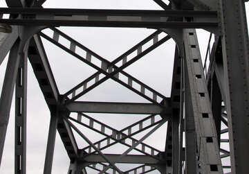 Bridge steel №4945