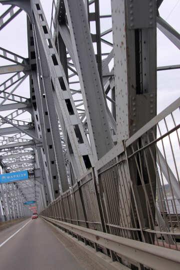 The road to the bridge №4966