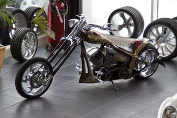 Exclusive motorcycle №4428
