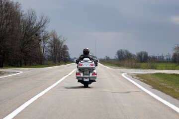 Motociclista №4882