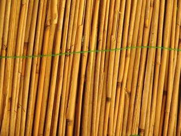 The texture of straw tied №4114