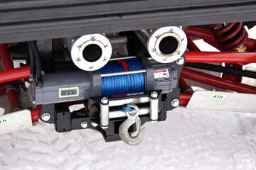 Off road Winch №4457