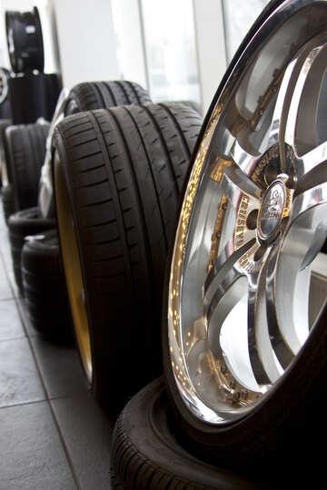 Tuning  wheel  №4413