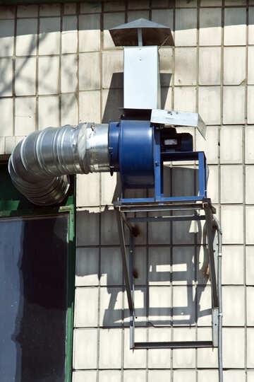 Ventilation  System. №4519
