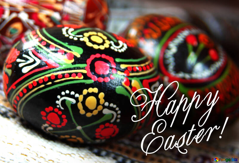 Felicitaciones por la Pascua №4304