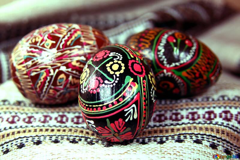 Decorate  Eggs №4279