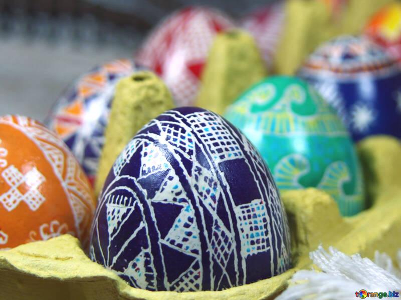 Easter eggs №4382
