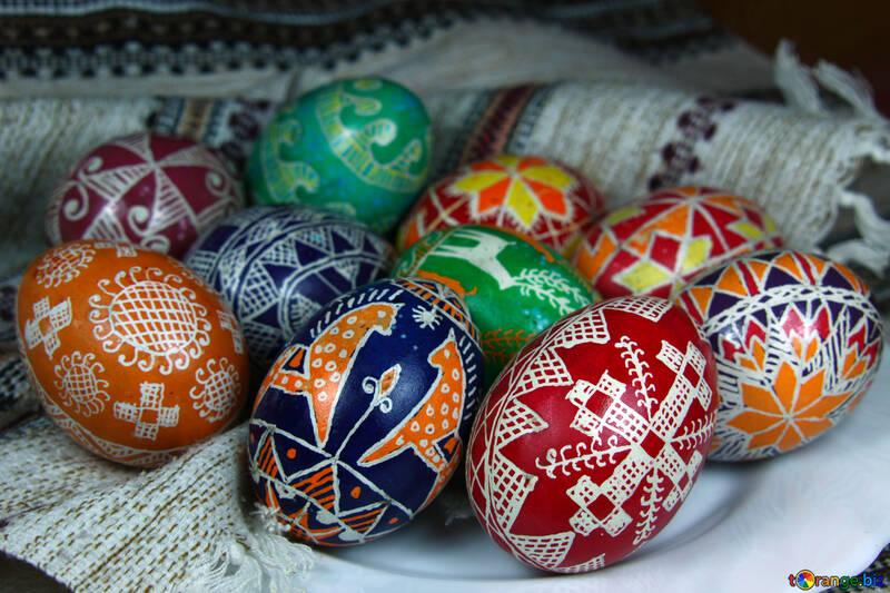 Eggs on vyshyvanke №4357