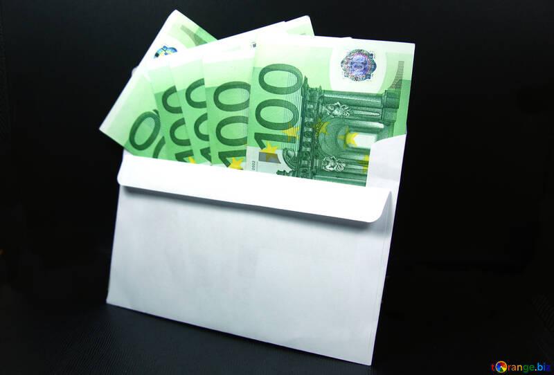 Евро в конверте. №4719