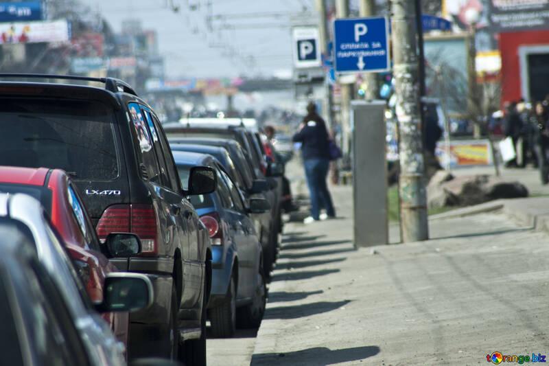 Biuro Kraków Cluster parking