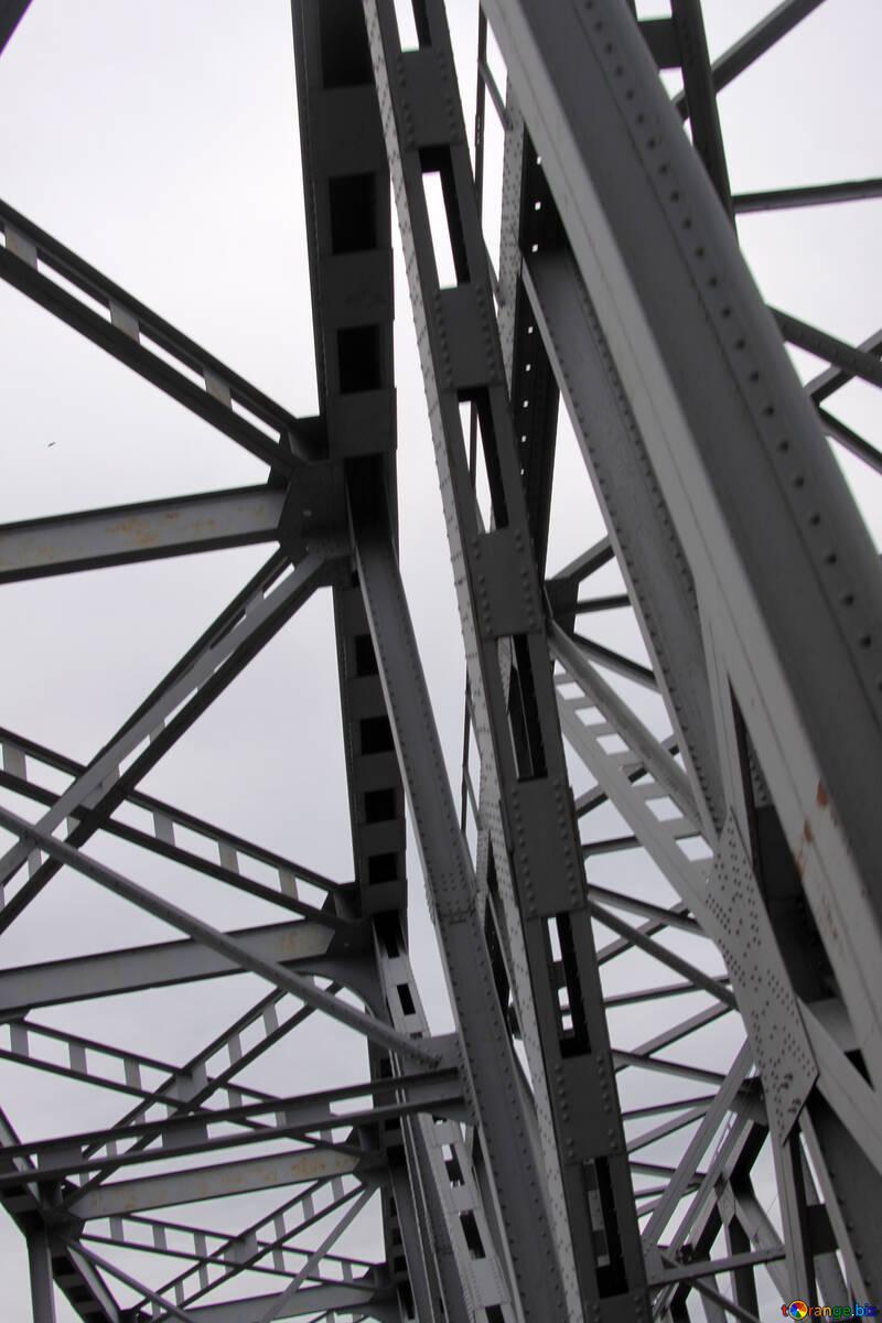 The design of the bridge №4968