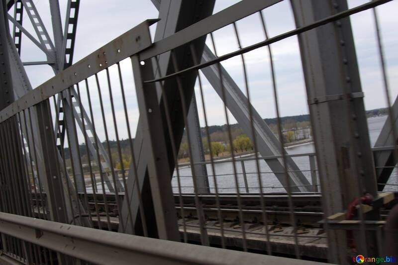 Fencing on the bridge №4955
