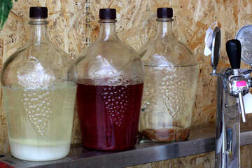 Homemade alcoholic beverages №40939