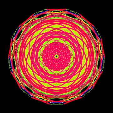 Color ball №40427