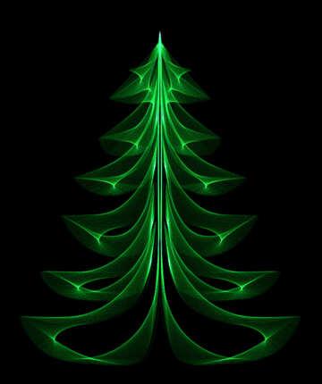 Weihnachtsbaum №40654