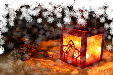 Christmas background №40663