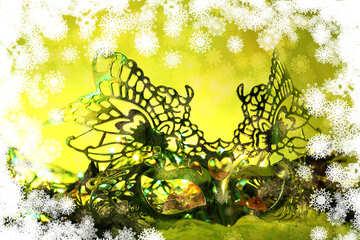 Christmas ball №40717
