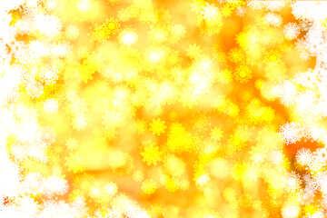 Sfondo giallo Natale e anno nuovo №40706