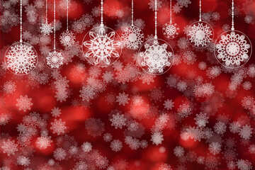 Christmas beautiful picture for the background №40679